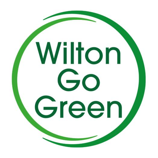 Wilton Go Green logo